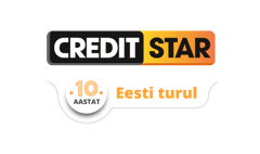 Creditstar kliendid saavad laenukonto, millele ligipääs 24 tundi päevas.