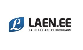 Laen pakub tagatiseta laene €100 kuni €7500